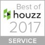 Best of Houzz 2017 Service Kitchen and Bath Designer