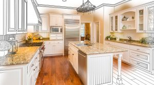 Kitchen and Bathroom Remodel Process