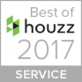 Best of Houzz 2017 Service Kitchen and Bath Designer