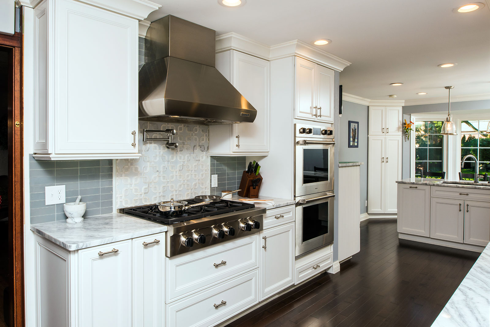 Sleek Professional Kitchen with a Modern Flare