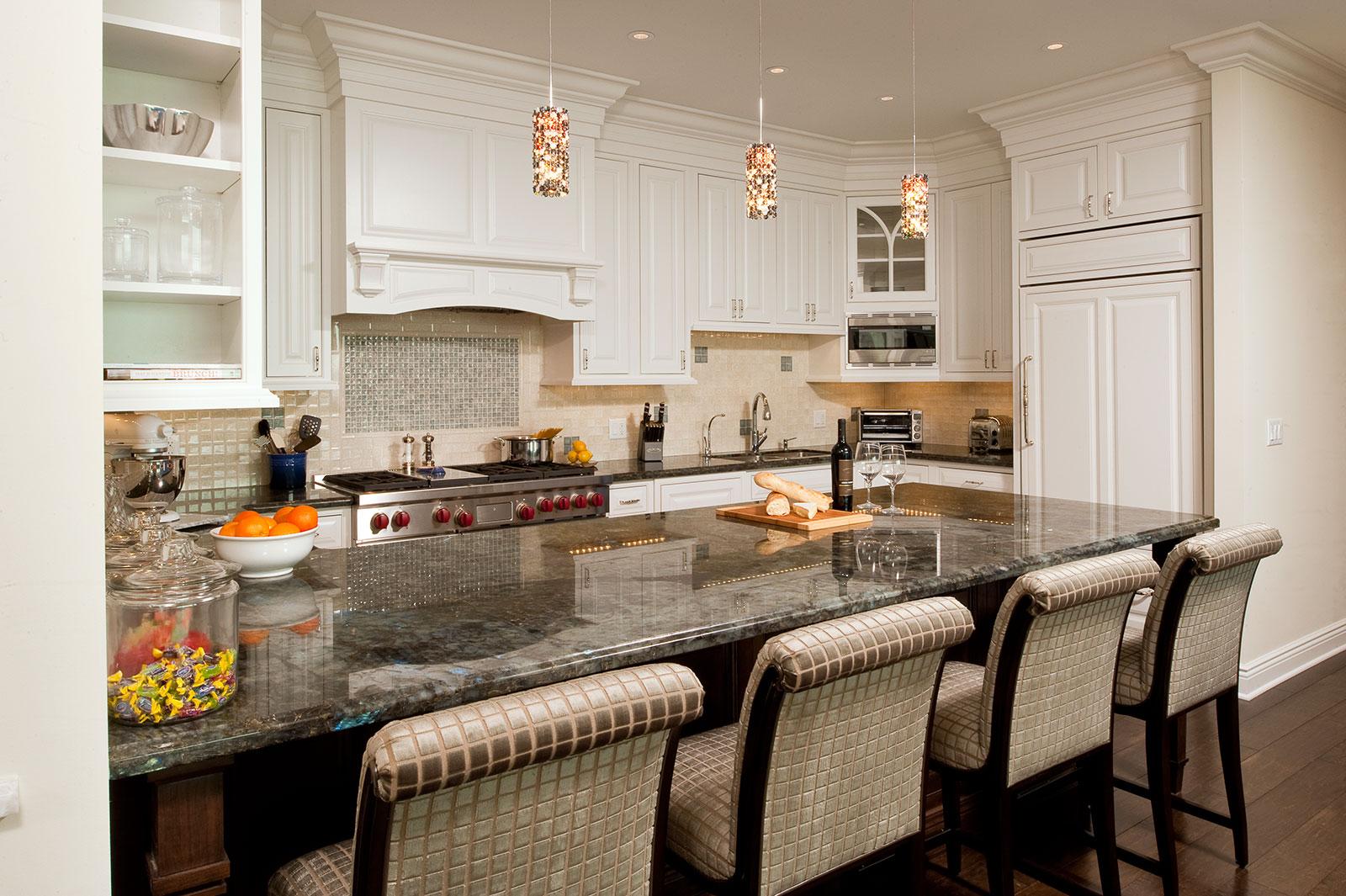 Custom Kitchen and Cabinets Buffalo Waterfront