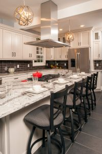 Classic Meets Current Kitchen Remodel and Design